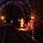 Christmas on the Rails